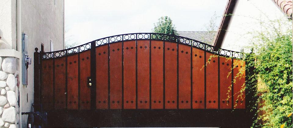 Iron Gates Security Doors Fences Visalia Tulare